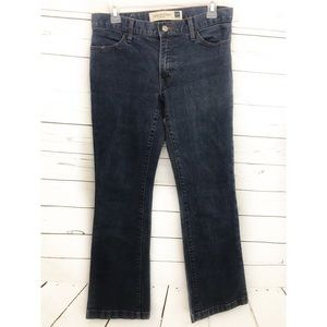 Gap 4 Women's Jeans Long And Lean Stretch